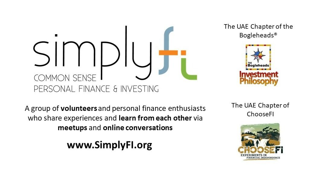 SimplyFI - Common Sense Personal Finance and Investing