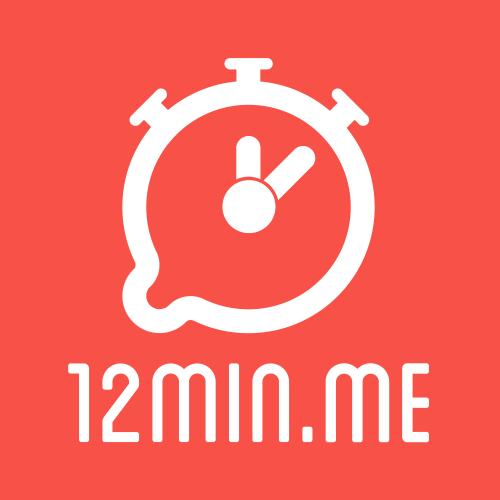 12min.me - Ignite Talks Vol. # 9