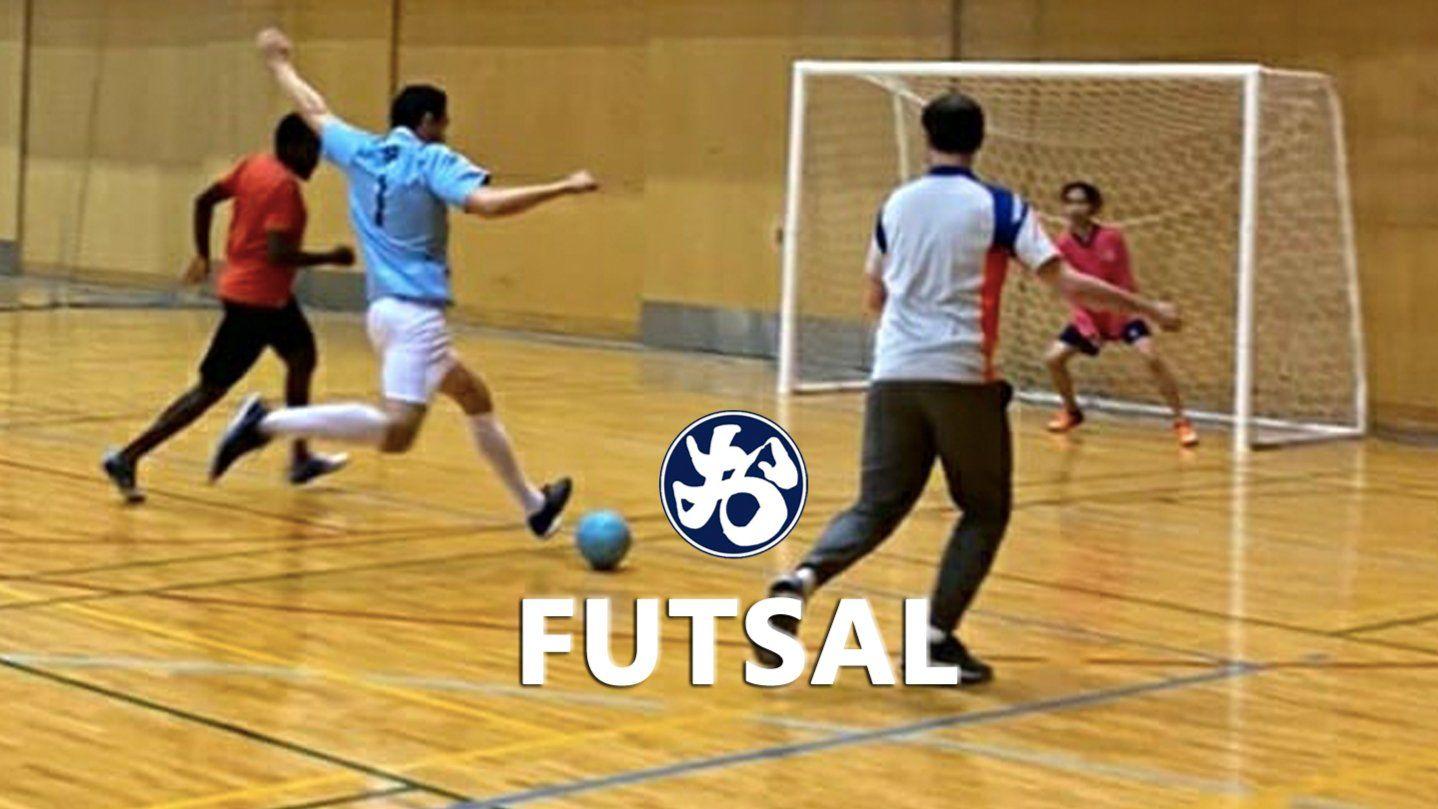 ⚽️ FUTSAL (INDOOR): Miyakojima Sports Center (Sakuranomiya)