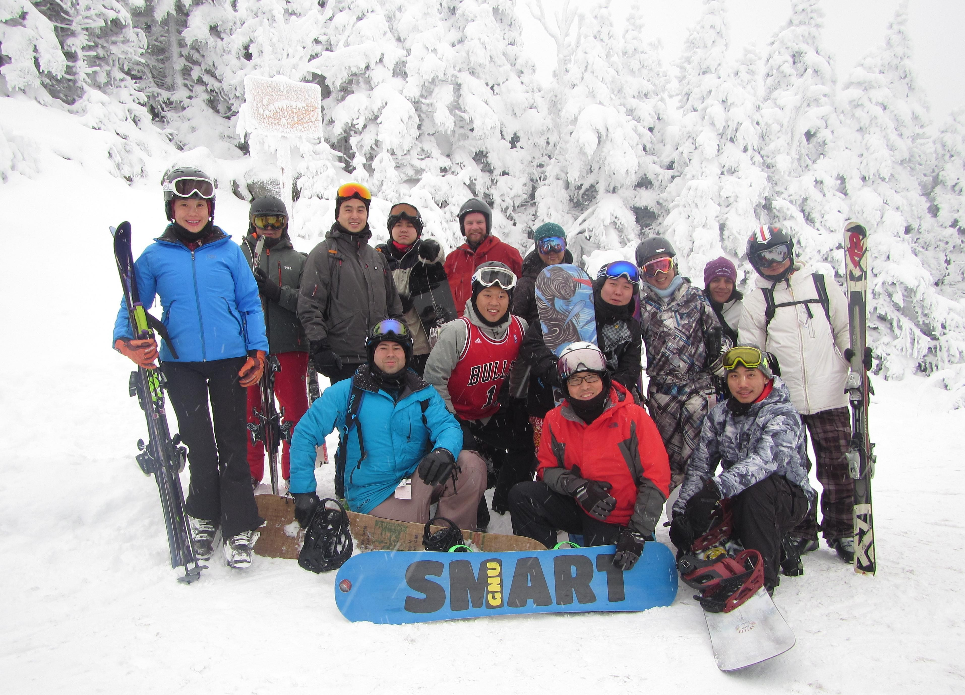 NY Ski & Snowboard Club