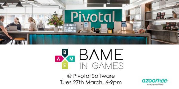 Bame In Games Monthly Amp Casual Meet Meetup