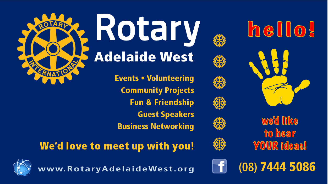 Rotary Club of Adelaide West Inc.