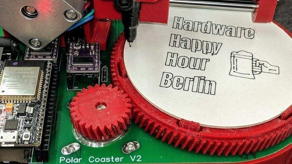 Hardware Happy Hour (3H) Berlin