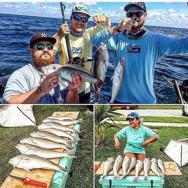 Photos offshore anglers of pompano beach fishing club for Pompano beach fishing report