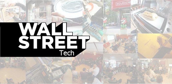 Blockchain Wall Street Tech