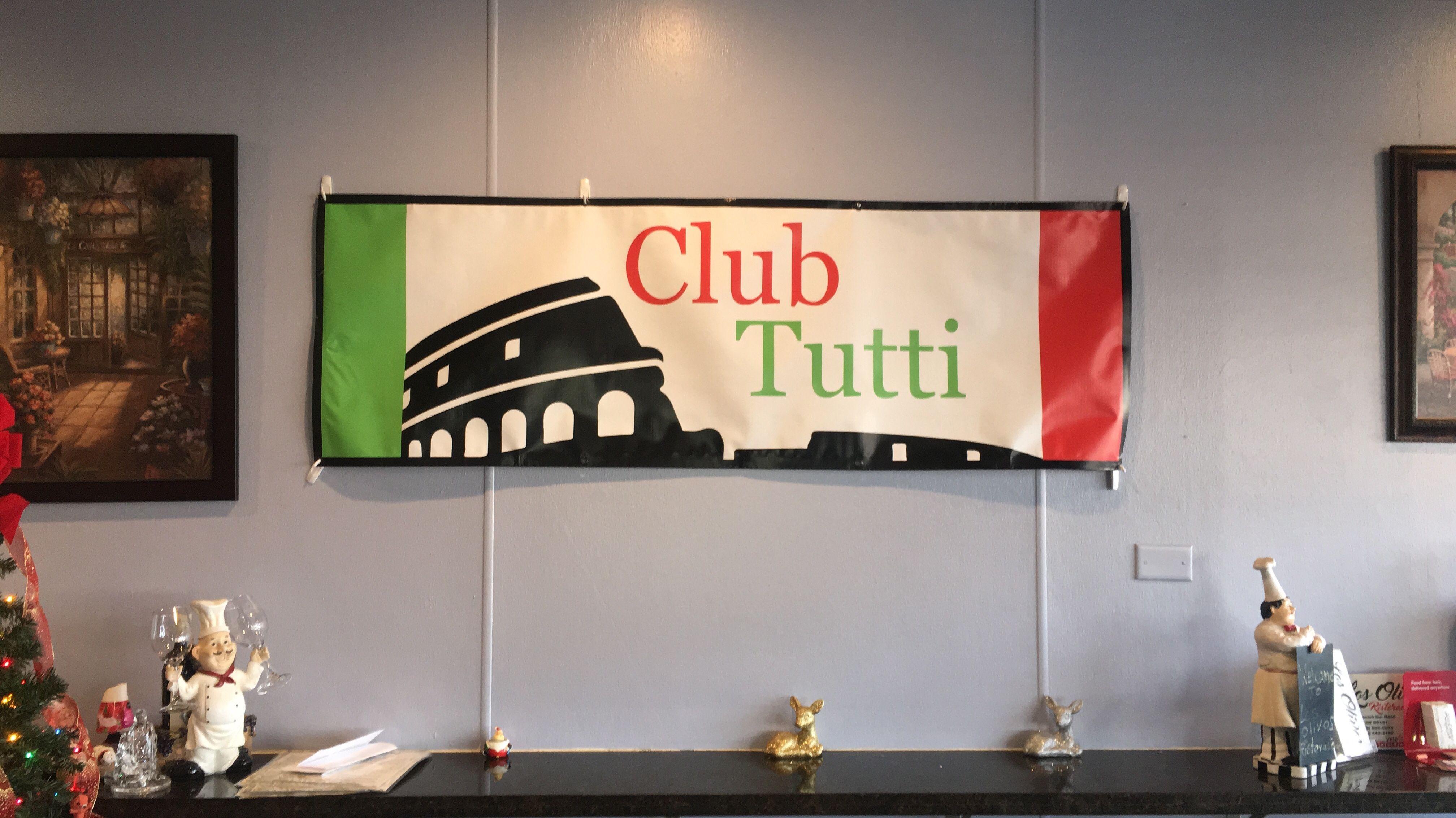 Club Tutti Las Vegas.