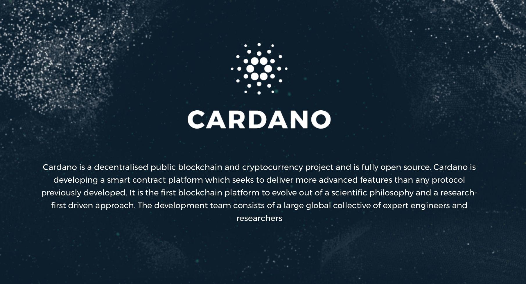 Cardano Blockchain London