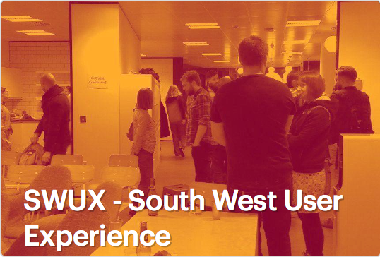 SWUX - South West User Experience