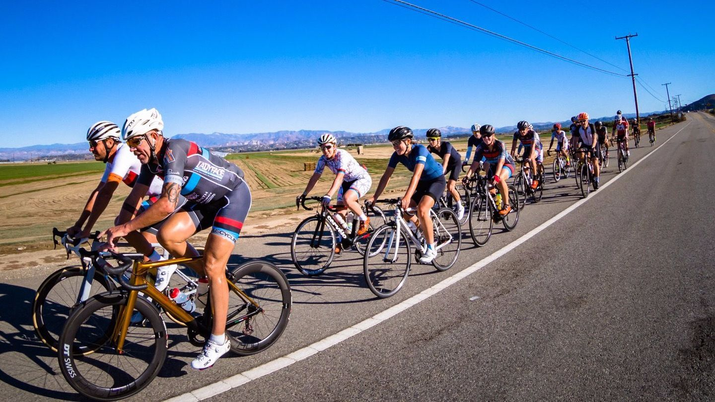 Serious Cycling Friendly Group Rides