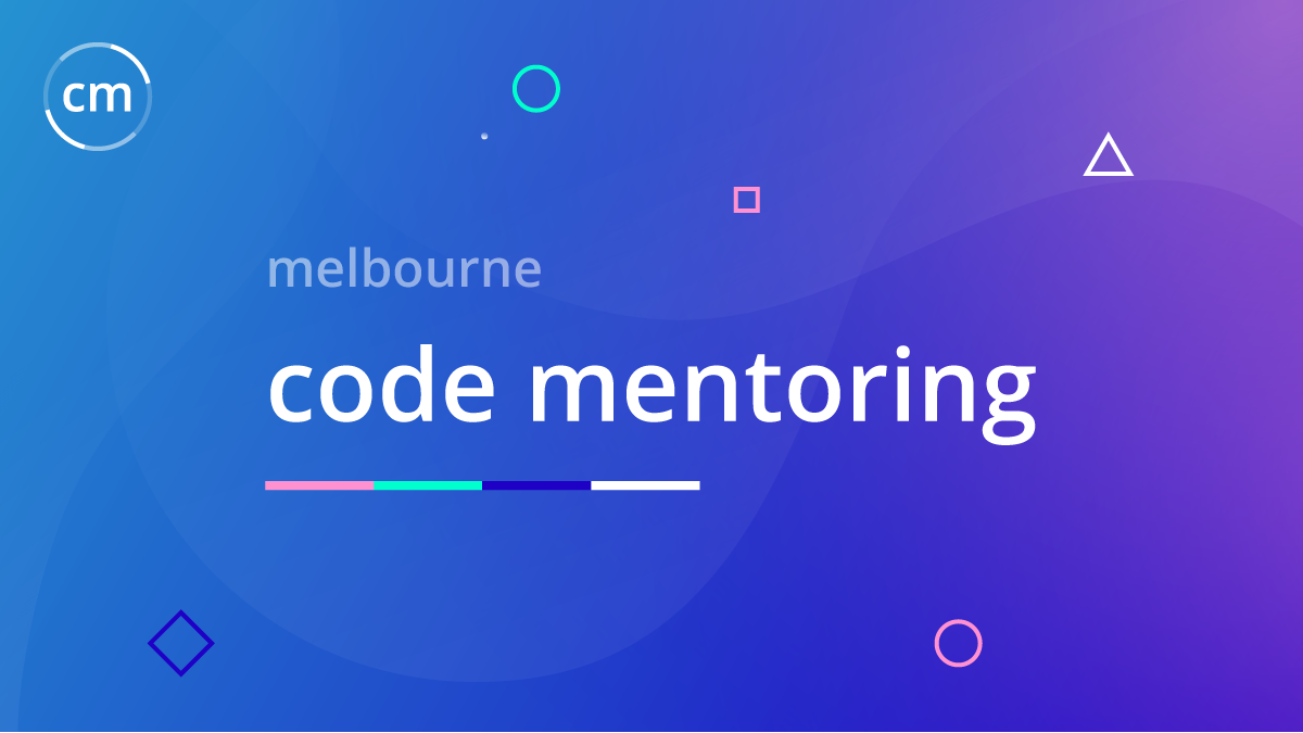 Melbourne Code Mentoring - Web Development & Design