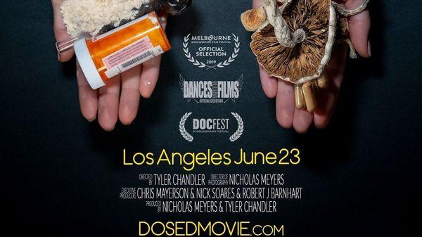 DOSED - Los Angeles Premier | Meetup