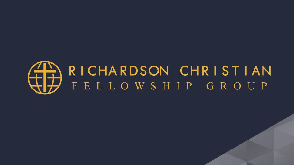 Richardson Christian Fellowship Group