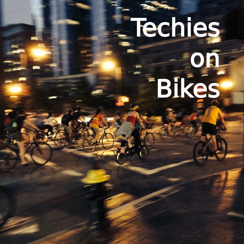 Techies on Bikes