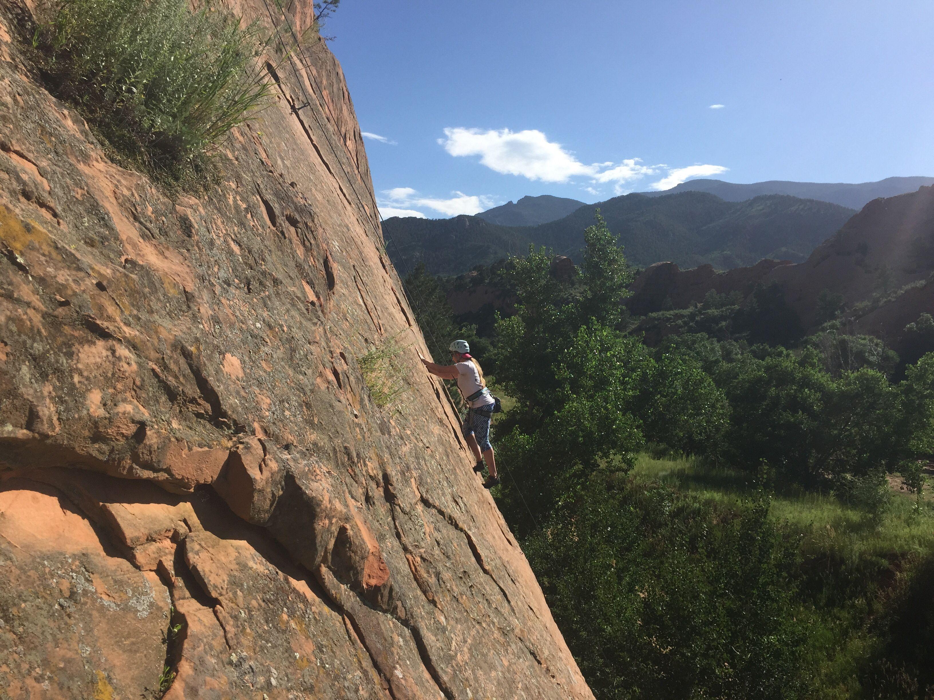 Rock Climbers of Colorado Springs