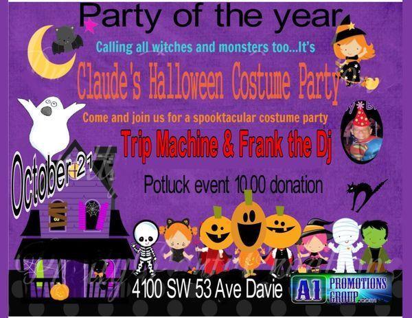 an error occurred - Halloween Events In Broward