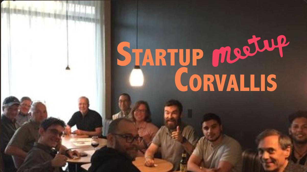 Startup Corvallis (Food/drink/networking get together)