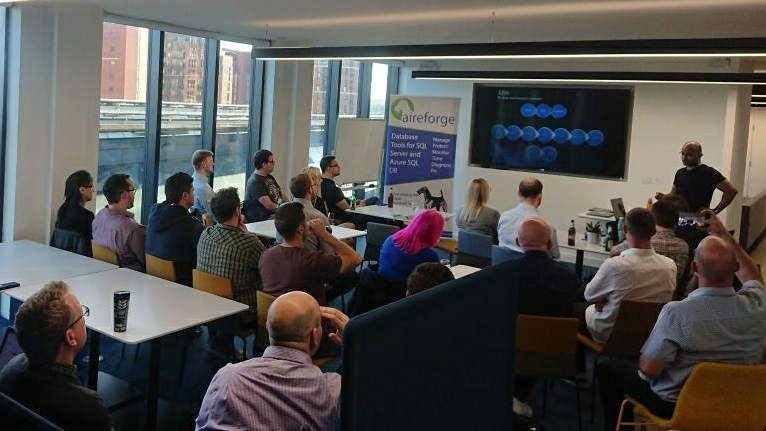 Leeds Data Platform User Group (SQL, Azure)