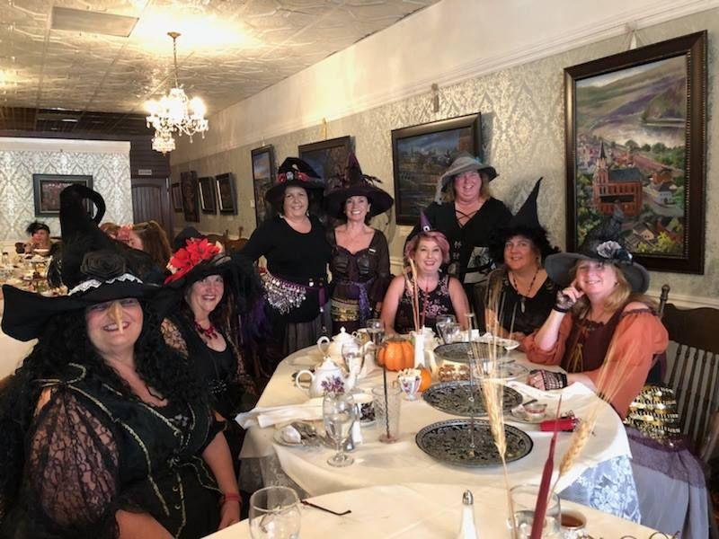 Sisterhood of Witchy Women
