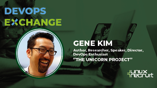 An Evening with Gene Kim