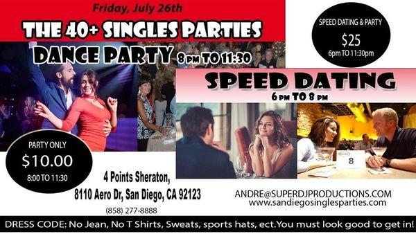 Singles événements Speed Dating les gars Erreurs faire des rencontres en ligne