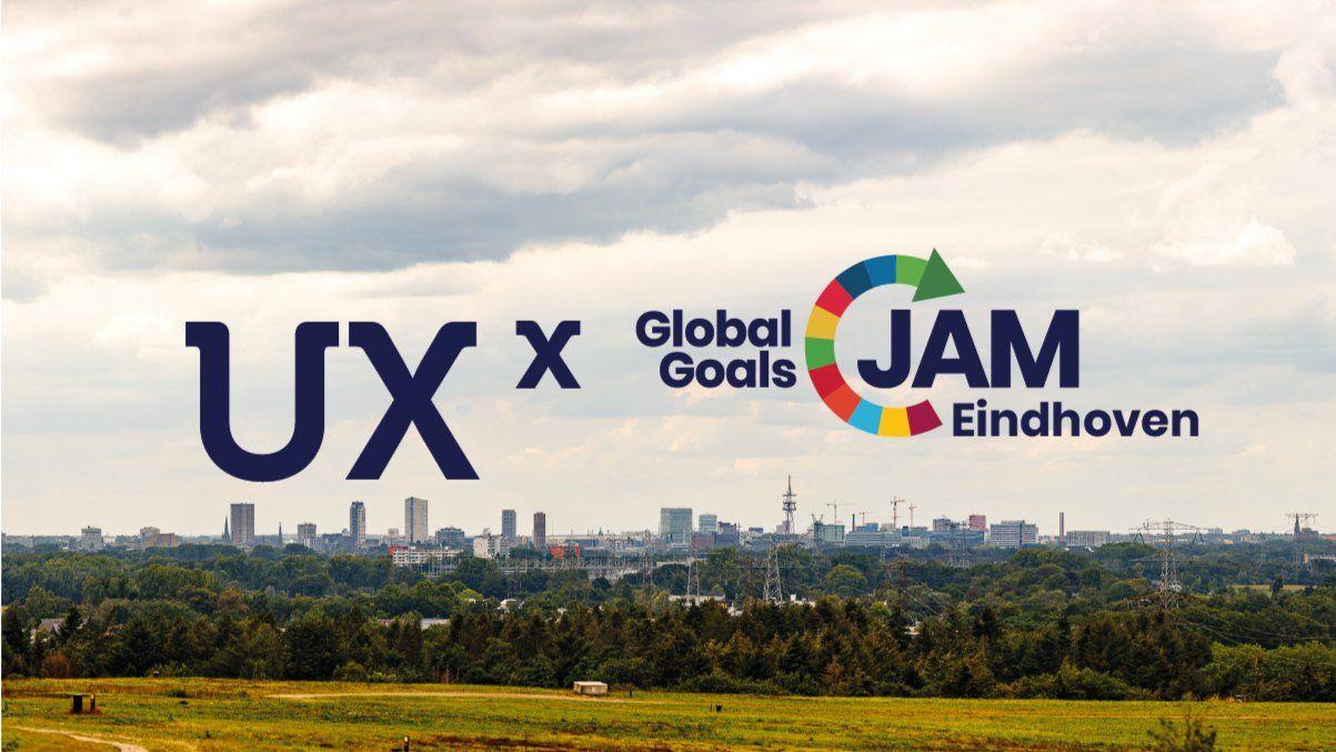 UX x Global Goals Jam Eindhoven