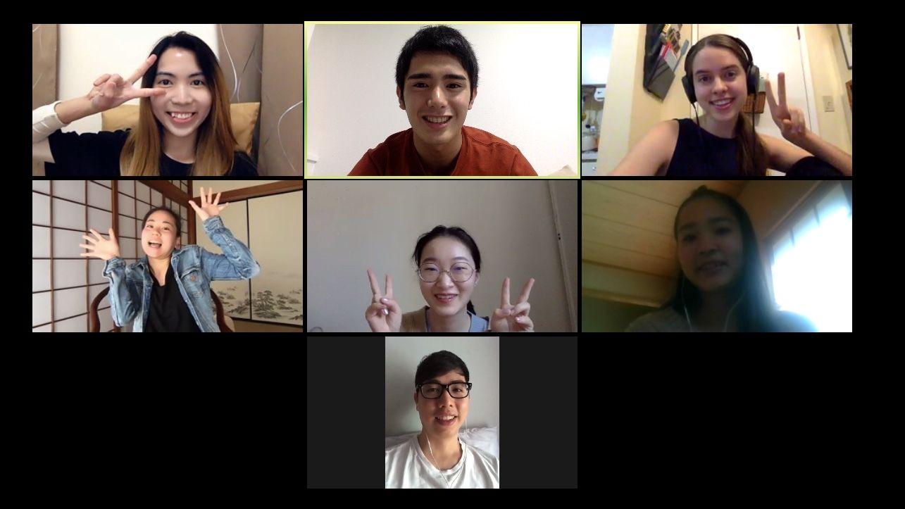 【31回目】オンライン言語交流会!Online language exchange!
