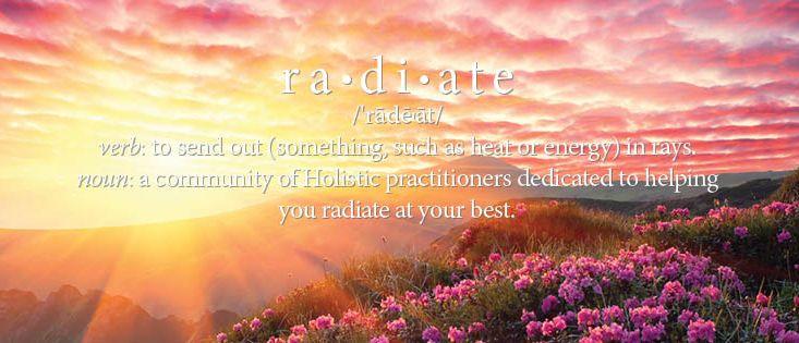 Radiate Meetup