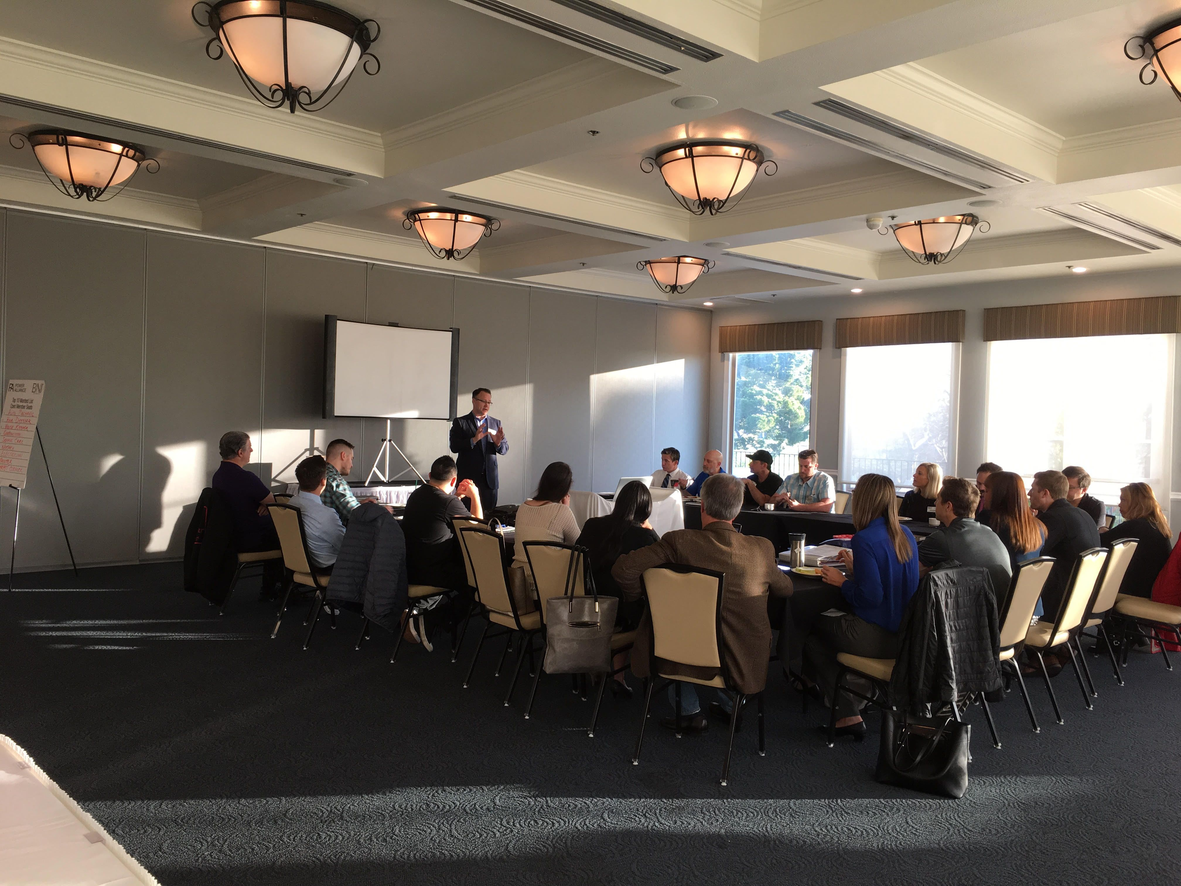 Huntington Beach Professional Networking Meetup