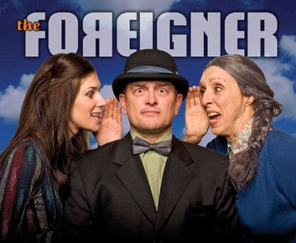 the foreigner - photo #20