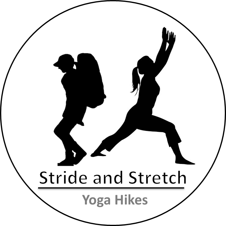 Butt-busting Hills & Stairs  Hike (YOGA stop