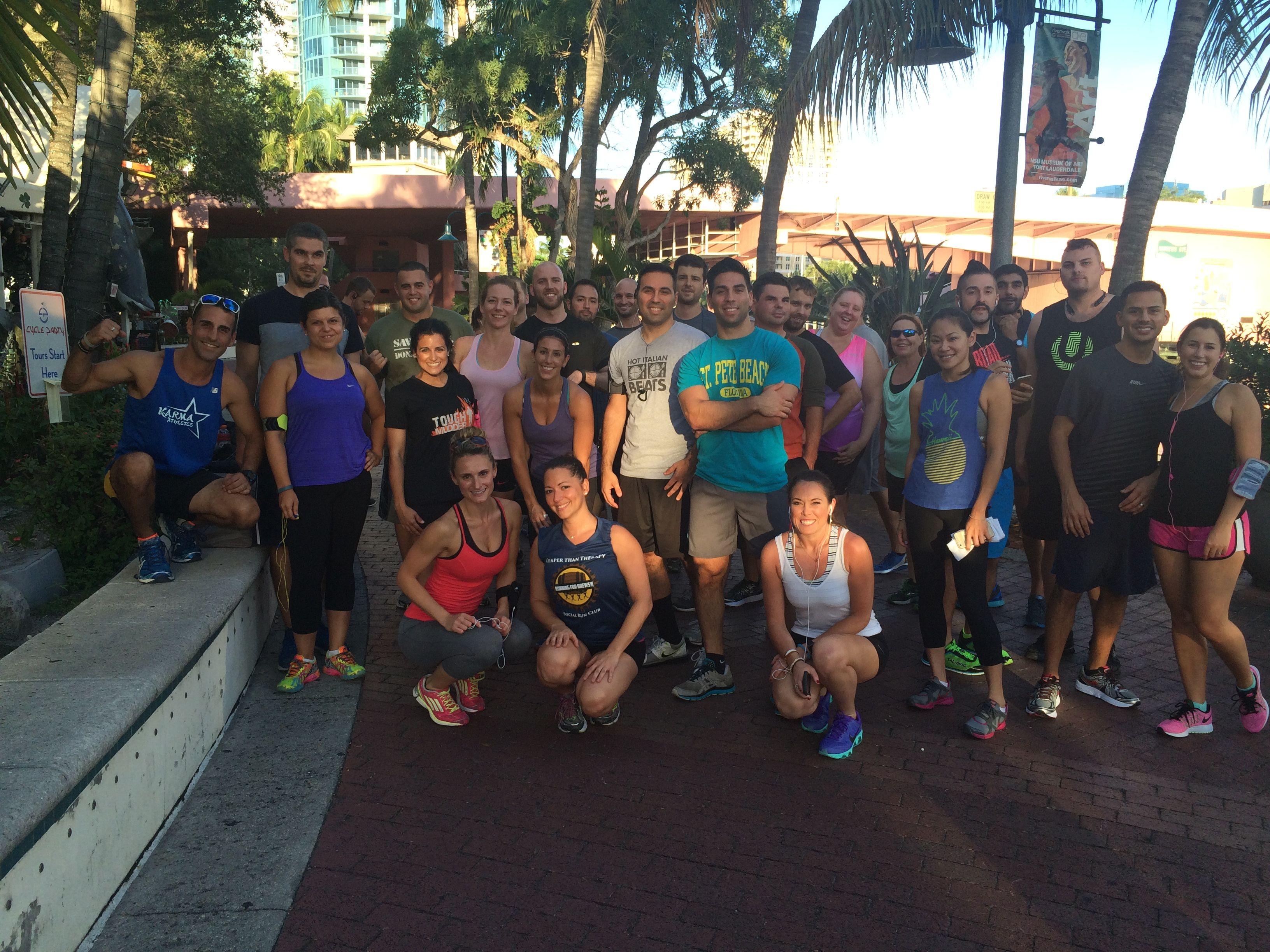 Running for Brews Fort Lauderdale - 5k Beer Running Club