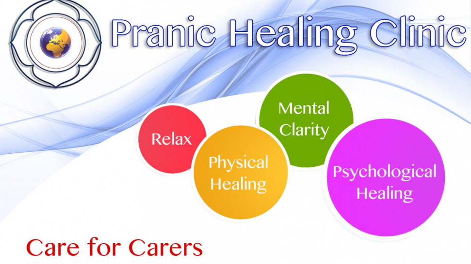 Pranic Healing and Guided Meditation