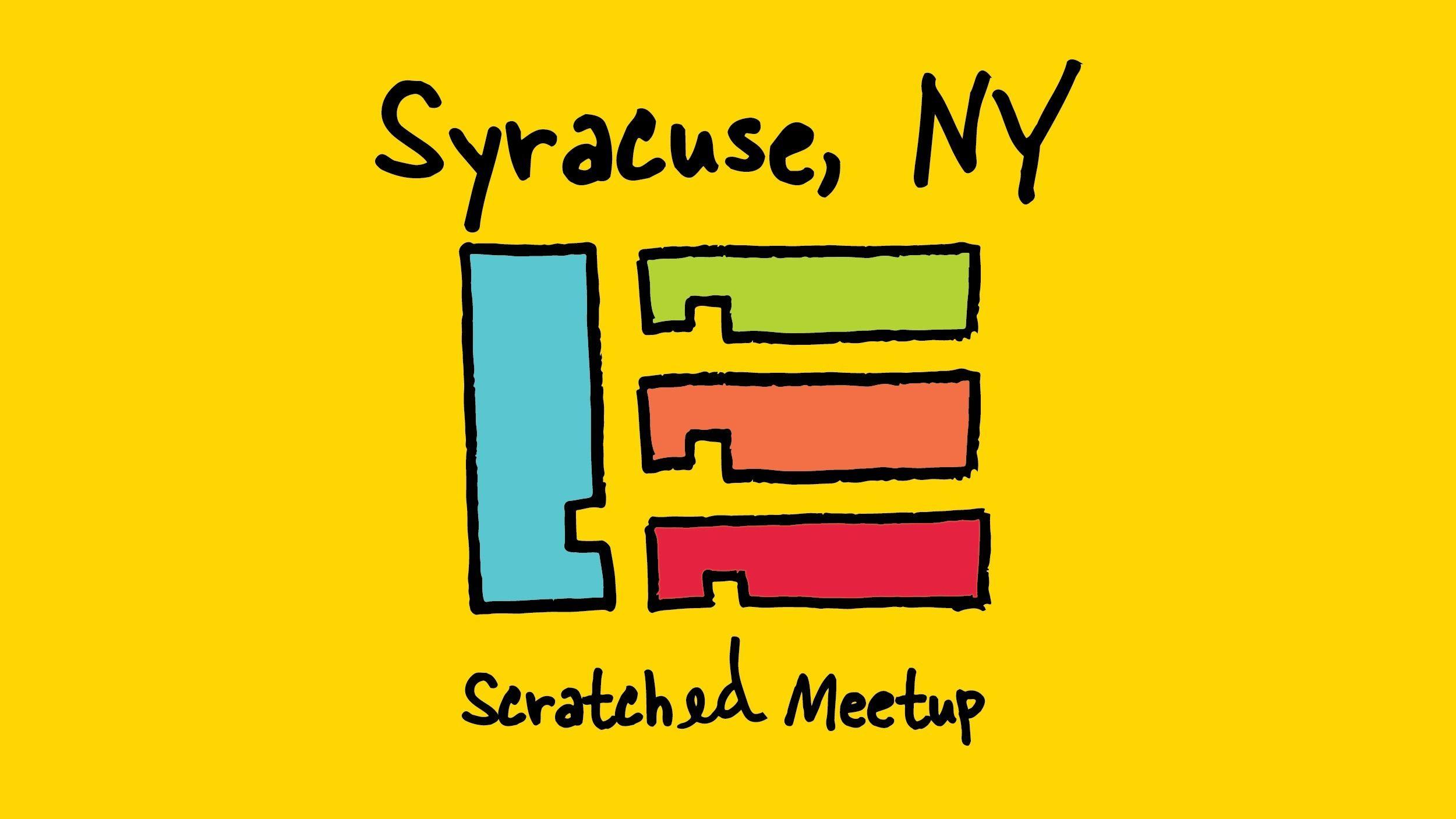 Syracuse Scratch Educator Meetup