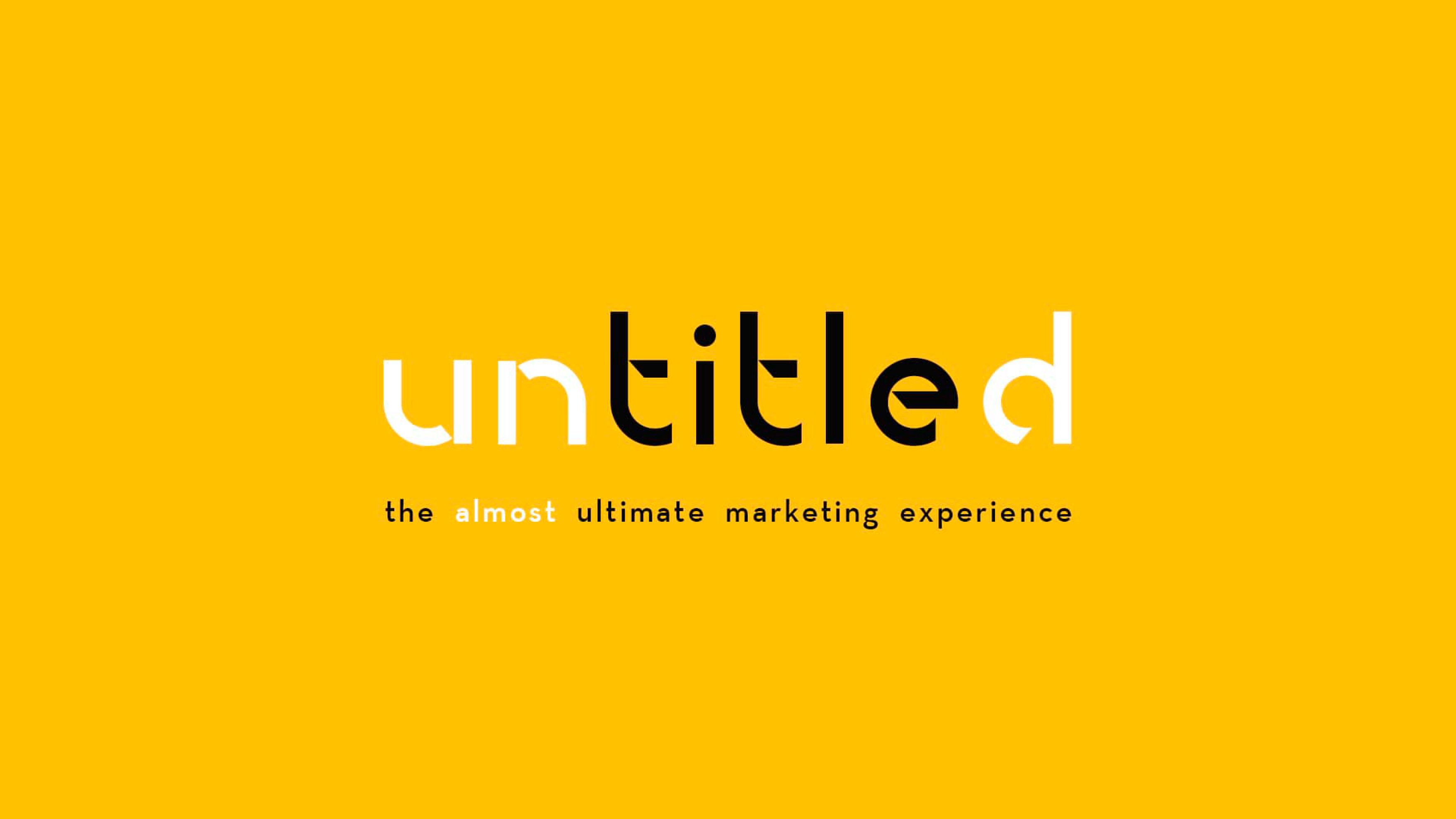 Untitled | The Untitled Community