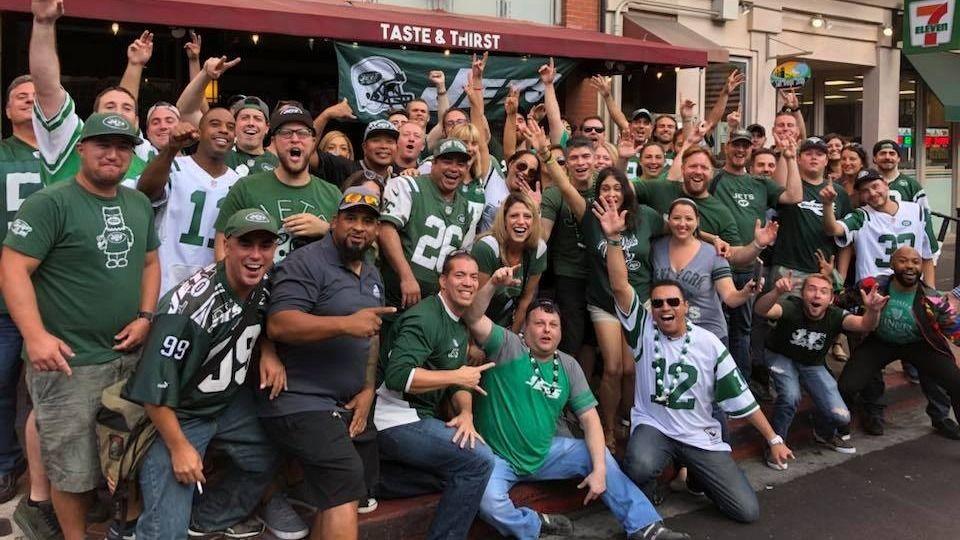 San Diego Jets Fans