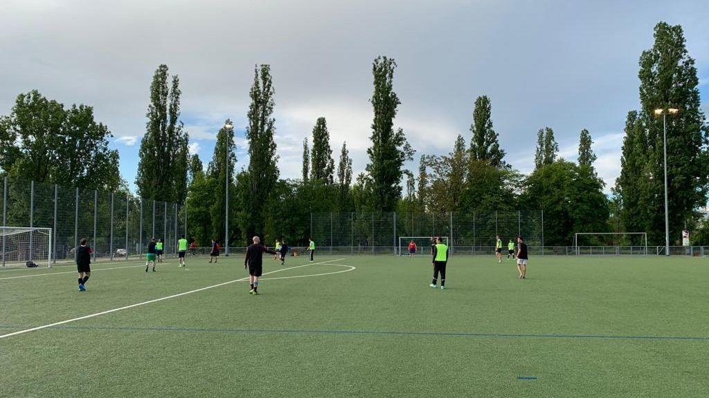 Football Game 5v5