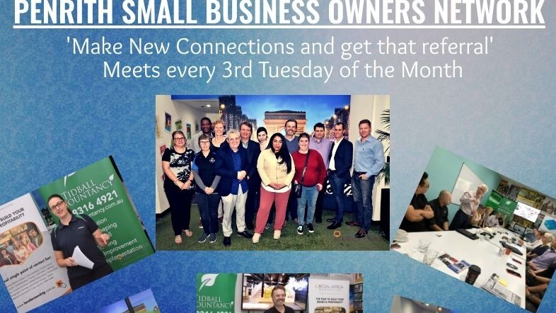 Small Business Owners Network - Penrith