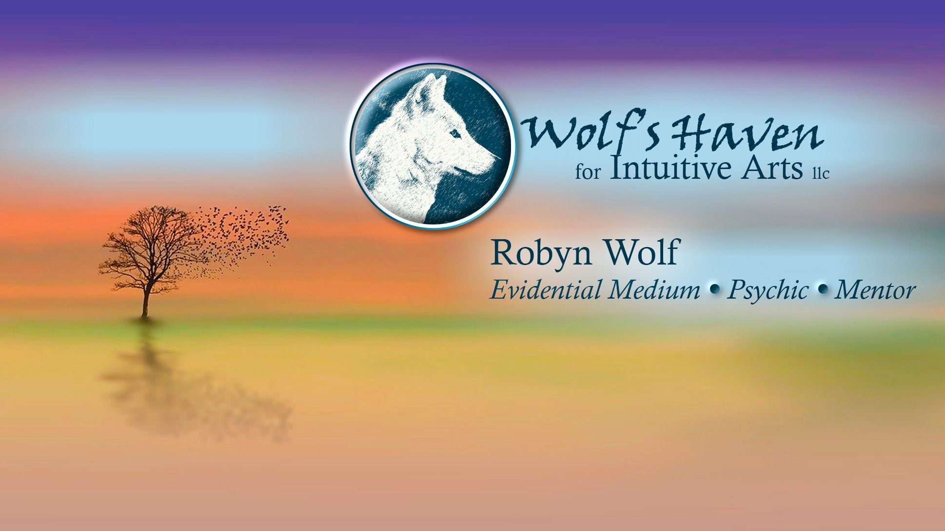Wolf's Haven for Intuitive Arts Meetup Group