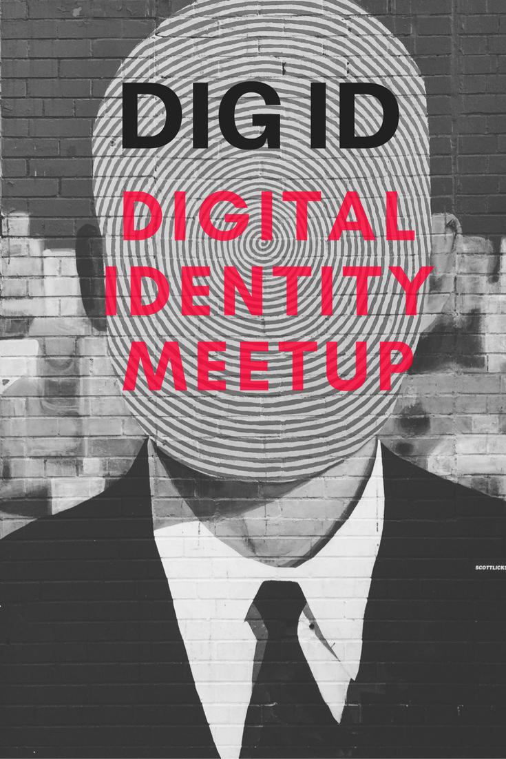 DIG ID - Sydney Digital Identity Meetup