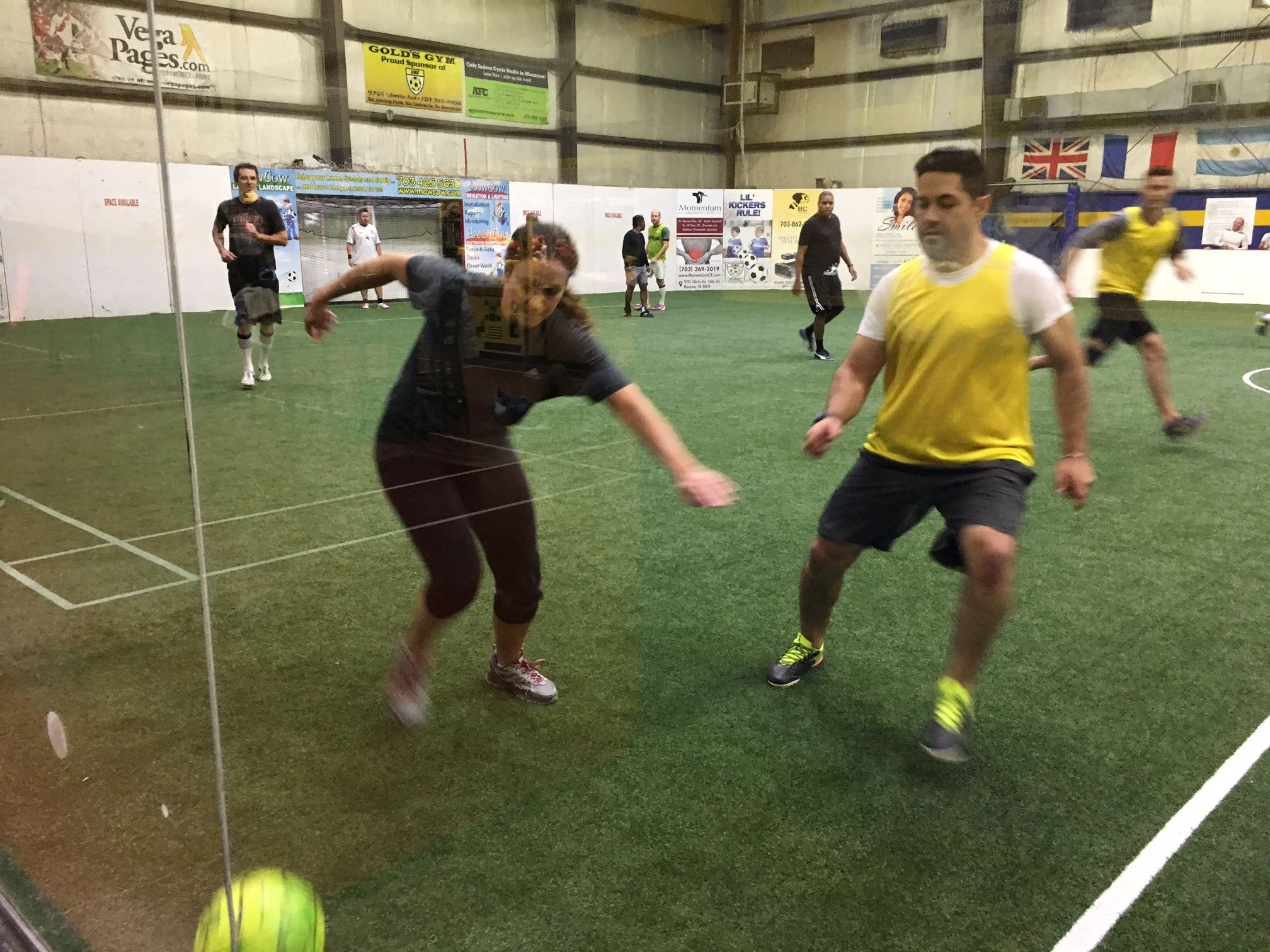 VRBL Indoor Soccer (Co-Ed ages 30+)