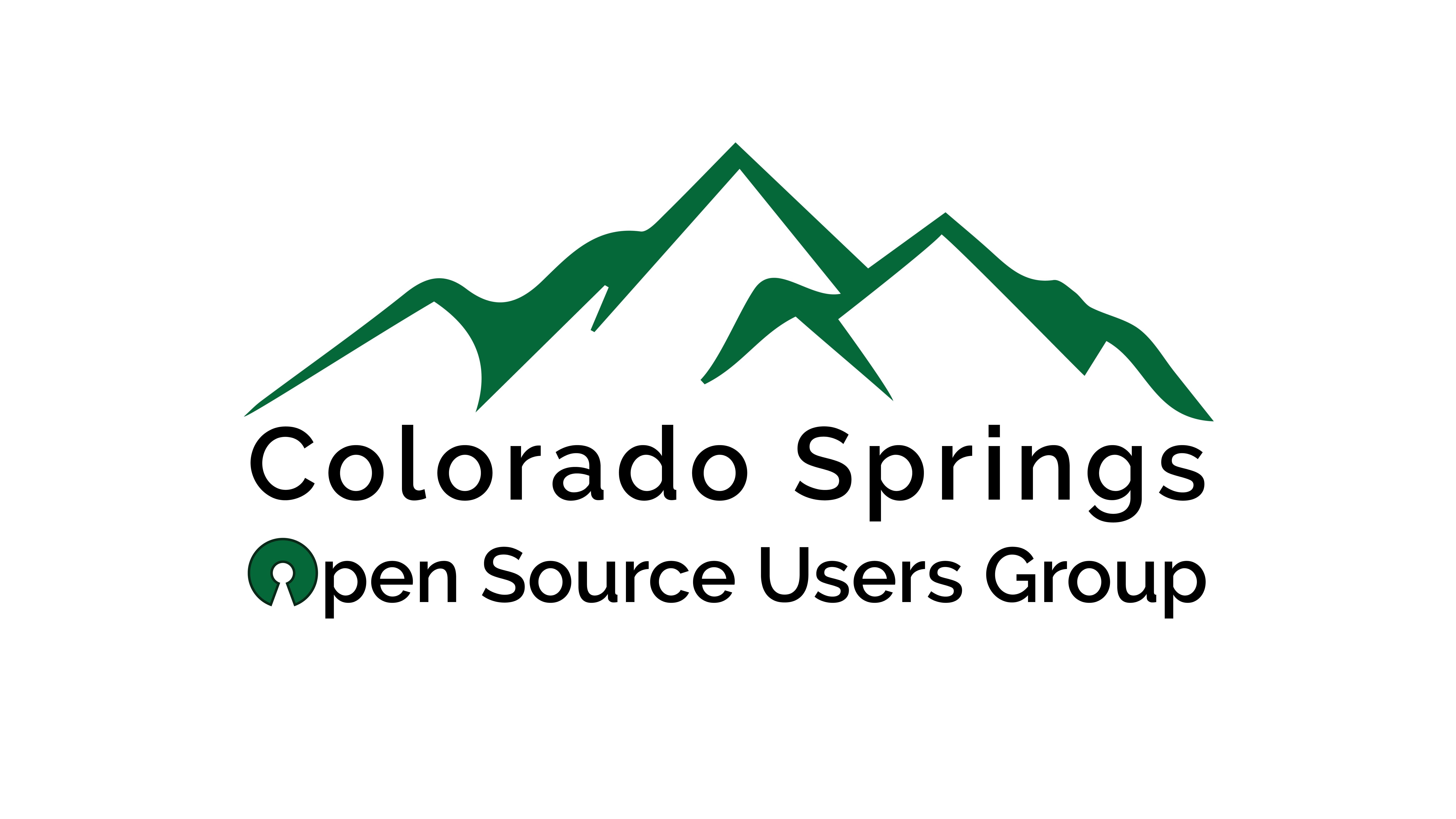 Colorado Springs Open Source Users Group