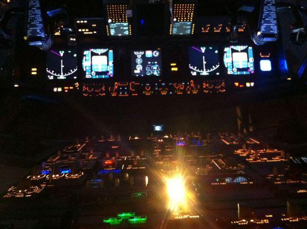photos sydney flight simulator boeing 737 800 fly a. Black Bedroom Furniture Sets. Home Design Ideas