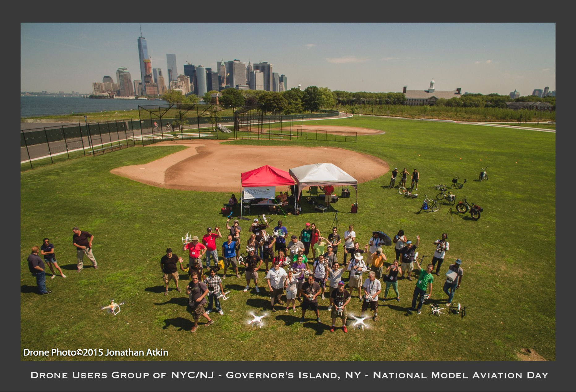 NYC/NJ Chapter  Drone User Group Network