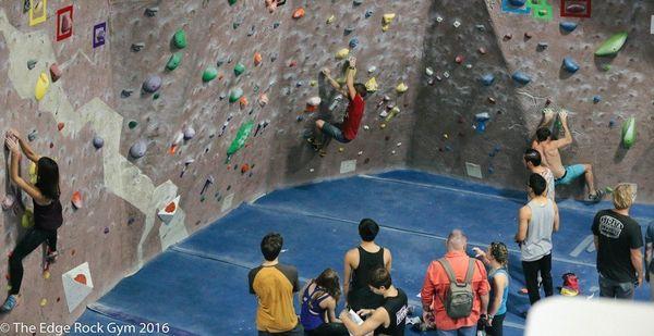 The Edge Rock Gym