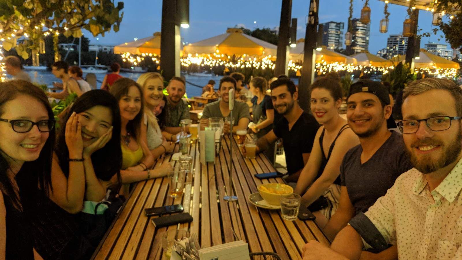 New to Brisbane or Meetup 20s 30s - Newbs