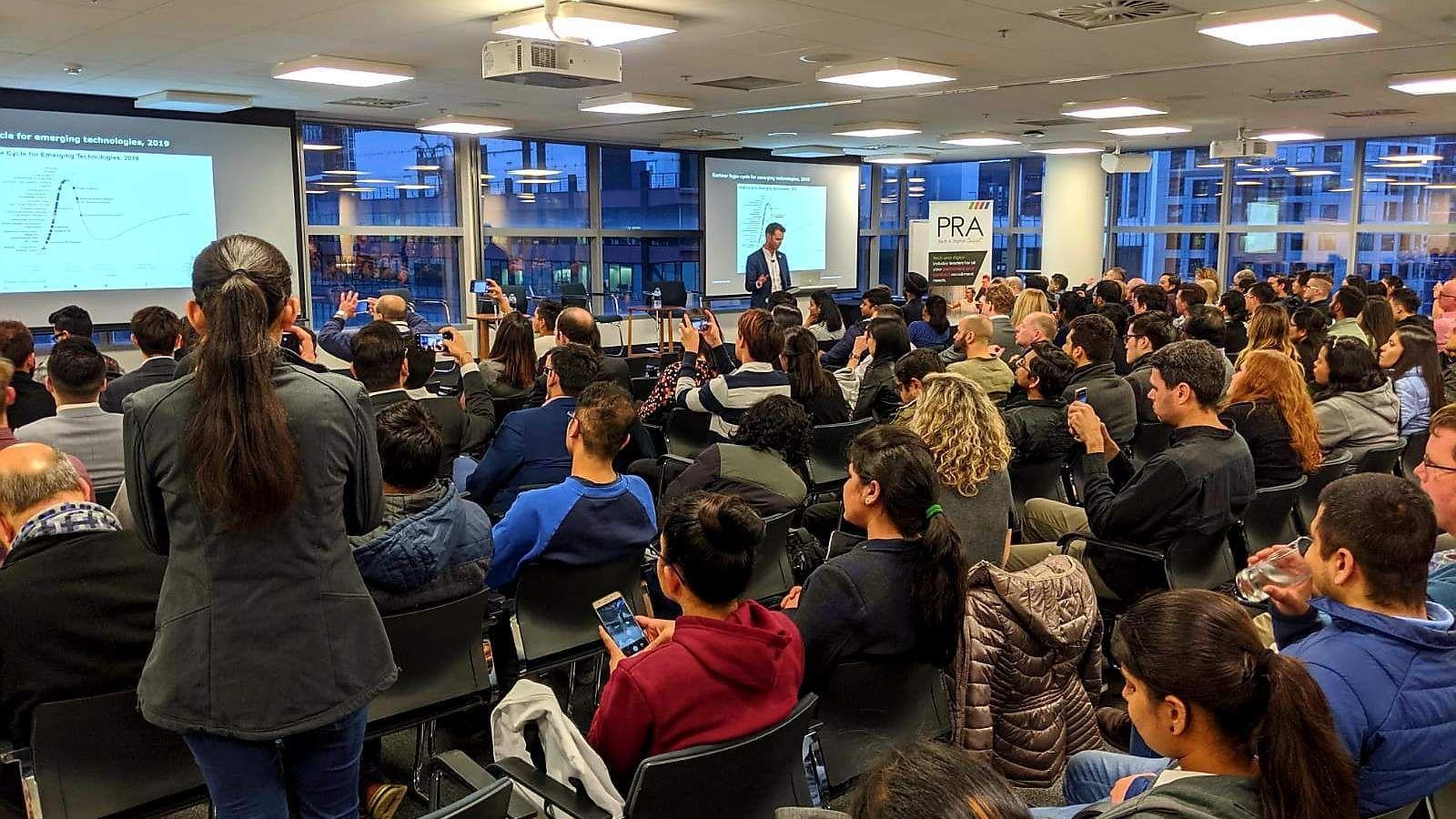 Disruptors In Tech Melbourne