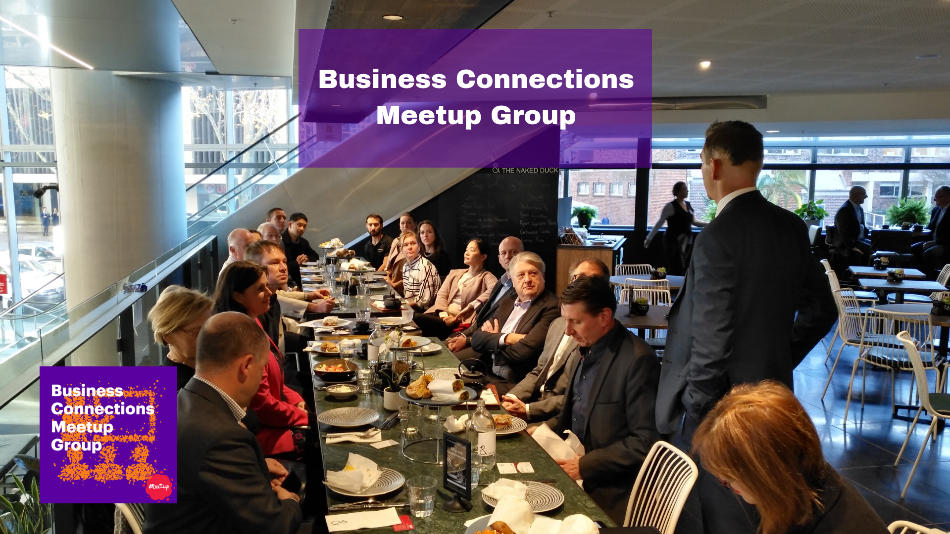 Business Connections Meetup Group