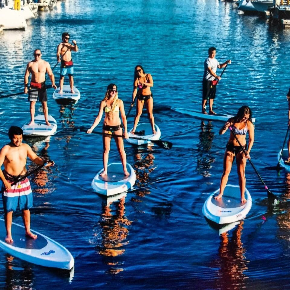 SUP (Stand Up Paddle) in San Pedro