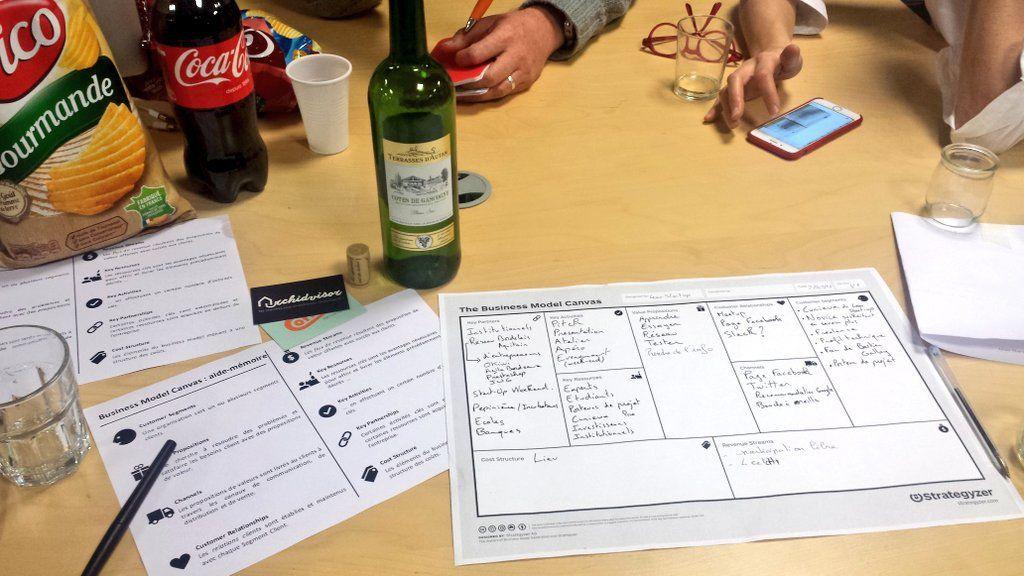 Lean Startup Bordeaux