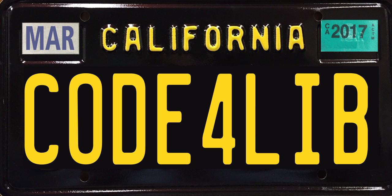 Code4lib-SoCal